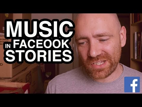 How to add Music to Facebook Stories | The DIY Musician Guide