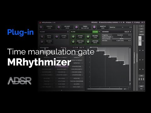 MRhythmizer - Time Manipulation Gate