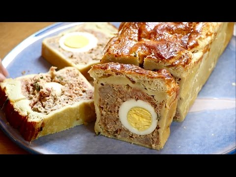 Pâté de Pâques, French Easter Recipe