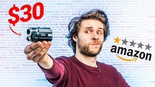 Download CHEAPEST CAMERA Review on Amazon Video