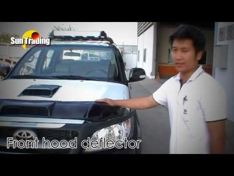 Toyota hilux Vigo  Modified EP.14