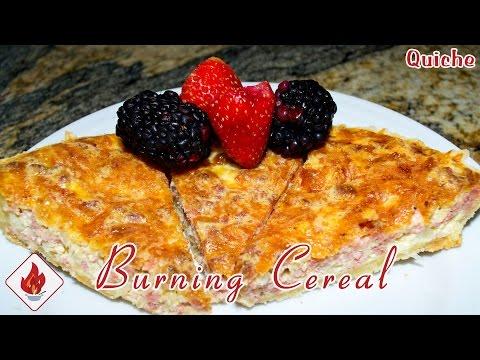 Breakfast Quiche - RECIPE