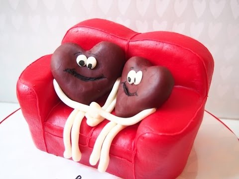 Sofa-Torte Tutorial