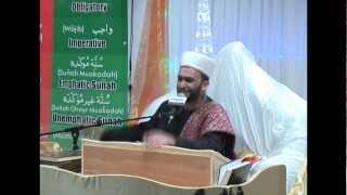 IMAAM AHMAD RAZA (R.A) | PIR SAQIB SHAAMI (HH)