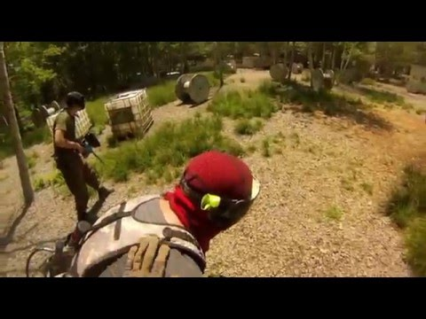 A Day in LIFE = PAINTBALL + HORSEBACK