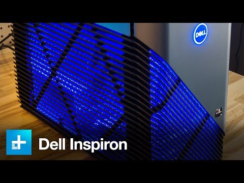 Dell Inspiron 5675 - Hands On Review