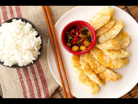 Korean Pan-fried Breaded Fish, Saengseonjeon - Crazy Korean Cooking EXPRESS