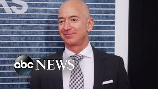 Download Amazon CEO goes public about alleged extortion plot against him by National Enquirer Video