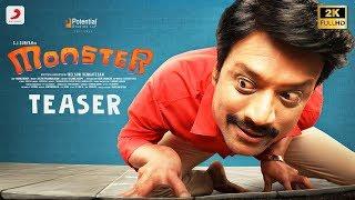 Monster - Official Teaser ( Tamil ) | SJ Suryah, Priya BhavaniShankar | Justin Prabhakaran