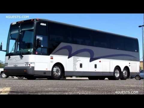 RYAN'S EXPRESS TOUR BUS
