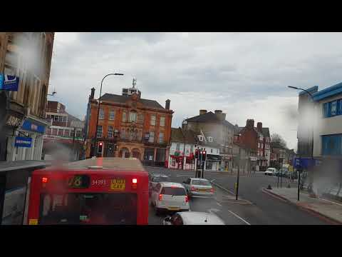 Go Ahead London route 36x Victoria - Detling Kent show ground (RM9 - VLT9)