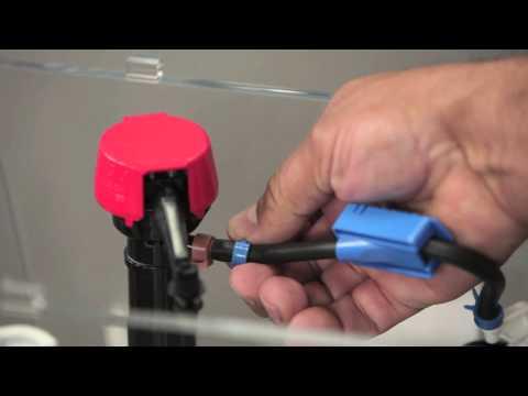 Fluidmaster PRO45U Installation
