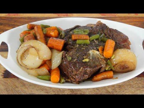 The Perfect Pot Roast