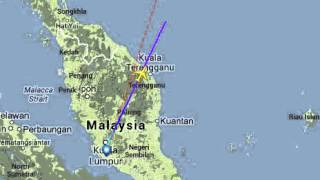 MH370 missing