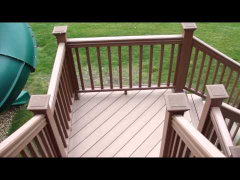 3-Season Room with Grilling Deck and Staircase - West Des Moines