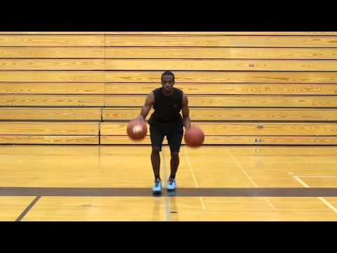 HOW TO IMPROVE YOUR WEAK HAND DRIBBLING!! How to Dribble a Basketball    Shot Science