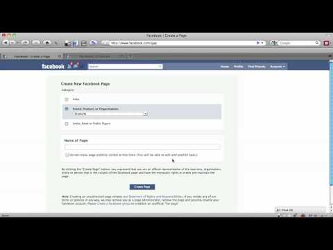 How To Setup a Facebook Fan Page and Custom URL