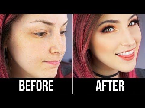 GRWM: Colourpop Gold Makeup Tutorial || KELLI MARISSA