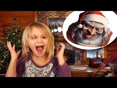 Who's Afraid of Santa...Still?