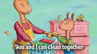 Llama Llama Clean Up Song | Kindergarten and Preschool Songs