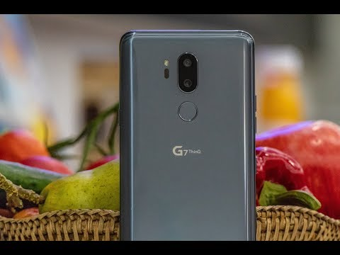 Everything you need to know about the LG G7 ThinQ