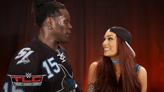 R-Truth & Carmella are feeling fabulous after winning Mixed Match Challenge Season 2: Dec. 16, 2018