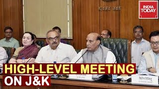 Breaking News | Home Ministry Huddle On J&K On August 27th