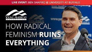 Ben Shapiro LIVE at University at Buffalo