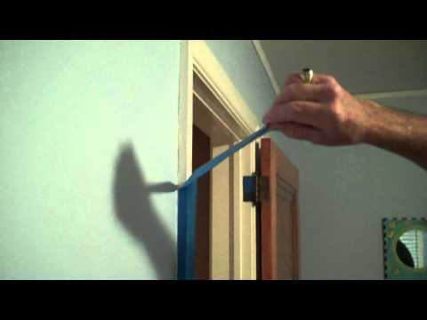 Removing Painting Tape