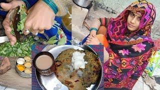 भाभी जी के हाथ के ये हेल्थी पराठे आपको देसी फूड का दीवाना बना देंगे How to make Methi Paratha