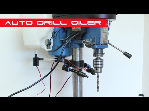Auto Drill Oiler