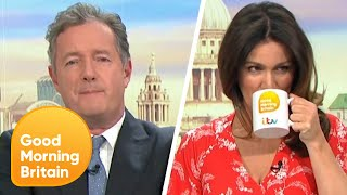 Ultimate Piers Versus Susanna Moments | Good Morning Britain