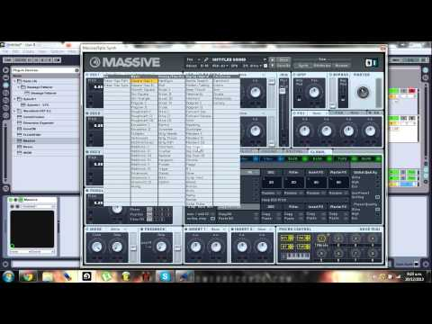 How To Make An Eptic Style Synth In Massive
