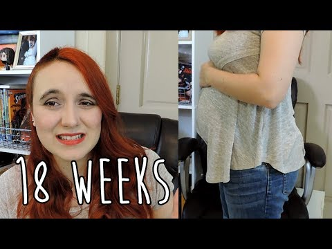 18 Weeks Pregnant || CHEST COLD WHILE PREGNANT!!!