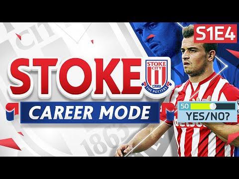 FIFA 16 Stoke Career Mode - SHAQIRI FINALLY SHINES! USING SLIDERS?! - S1E4