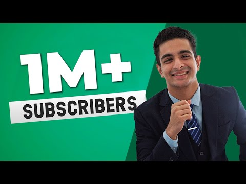 My Special 1 Million Message for YOU
