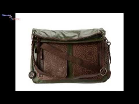 SAK Iris Satchel Top Handle Bag