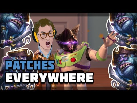 Hearthstone - How to Counter 22 patches
