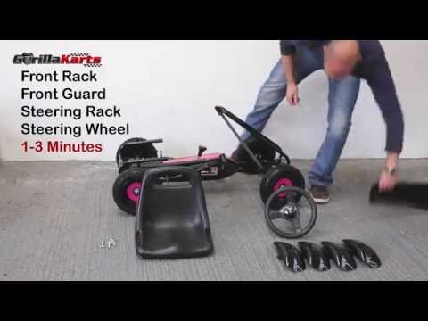 How to Build A Gorilla Pedal Go Kart