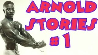 Arnold Schwarzenegger Stories #1 - Leroy Colbert