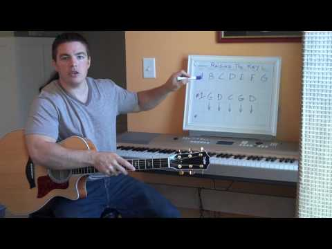 Voice Lessons 101 - Find your Key (Matt McCoy)