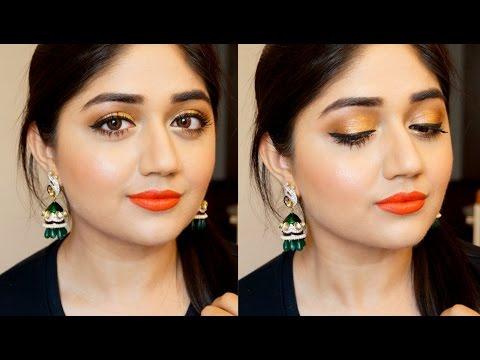 Indian Wedding Guest Makeup | corallista
