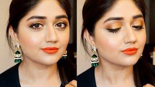 Indian Wedding Guest Makeup   corallista