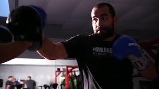 Fight Night Boise: Blagoy Ivanov - I Want to Show the Bulgarian Spirit