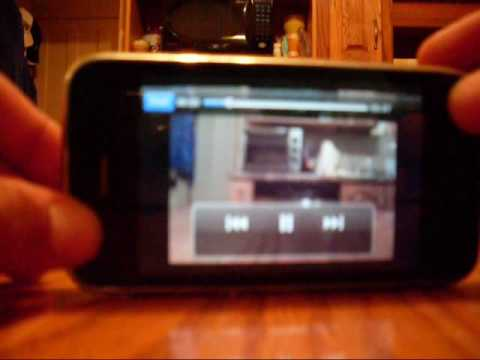 iPhone 3G's Can Video Record!