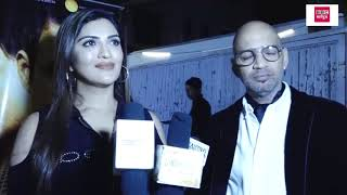 End Counter - Music Launch Party With Starcast Mrinmai Kolwalkar & Rahul Jain At Nasik