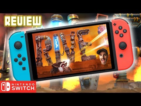 💥Incredible Chaos💥 RIVE Review - Nintendo Switch