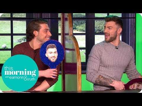 The Kem Cetinay and Jake Quickenden Bromance Continues! | This Morning