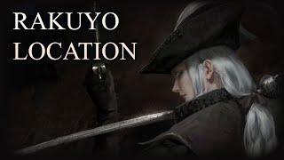 Bloodborne: The Old Hunters - Obtaining Rakuyo (Maria's Trick Weapon)