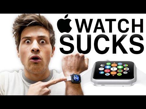 Apple Watch Sucks